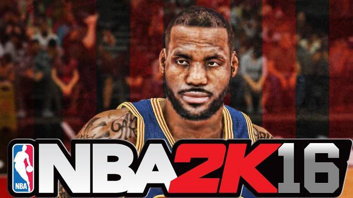 Изображение к русификатору NBA 2K16