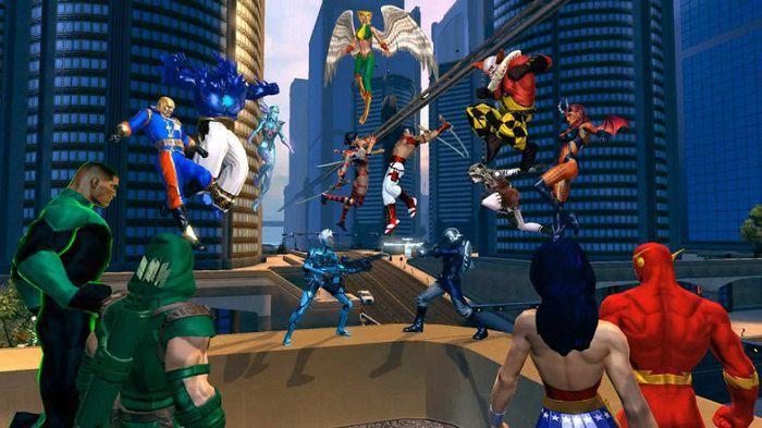 Русификатор DC Universe Online