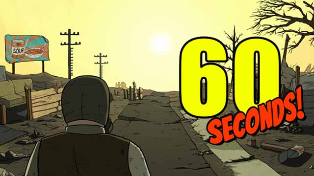 60 seconds (текст для пиратки)