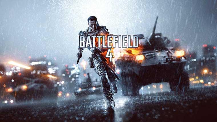 Изображение к русификатору Battlefield 4