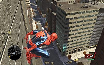 Изображение к русификатору Spider-Man: Web of Shadows