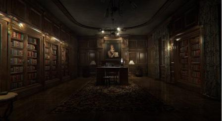 Русификатор Layers of Fear