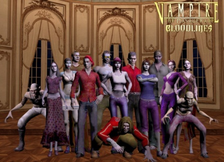 Русификатор Vampire: The Masquerade Bloodlines