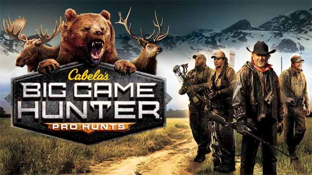 Русификатор Cabela's Big Game Hunter Pro Hunts