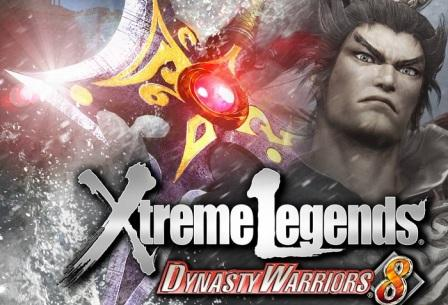 Русификатор Dynasty Warriors 8 Xtreme Legends