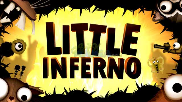Изображение к русификатору Little Inferno