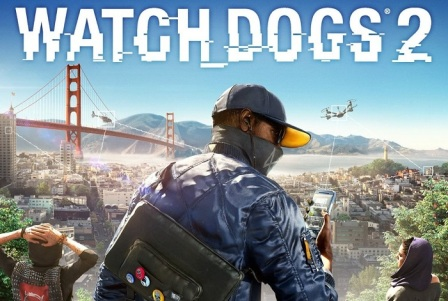 Русификатор Watch Dogs 2 (текст+звук)