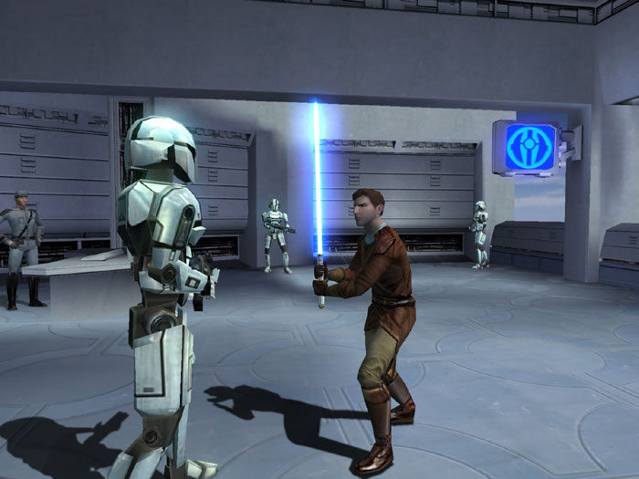 Русификатор Star Wars: Knights of the Old Republic