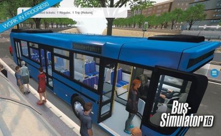 Изображение к русификатору Bus Simulator 16