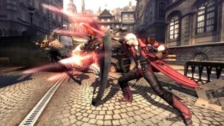 Русификатор Devil May Cry 4