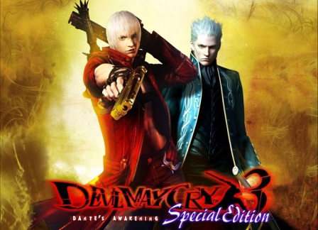Русификатор Devil May Cry 3 Special Edition