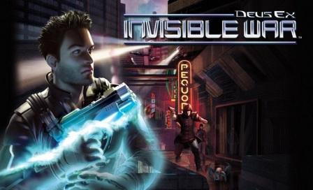 Русификатор Deus Ex: Invisible War