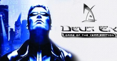 Изображение к русификатору Deus Ex: GOTY Edition