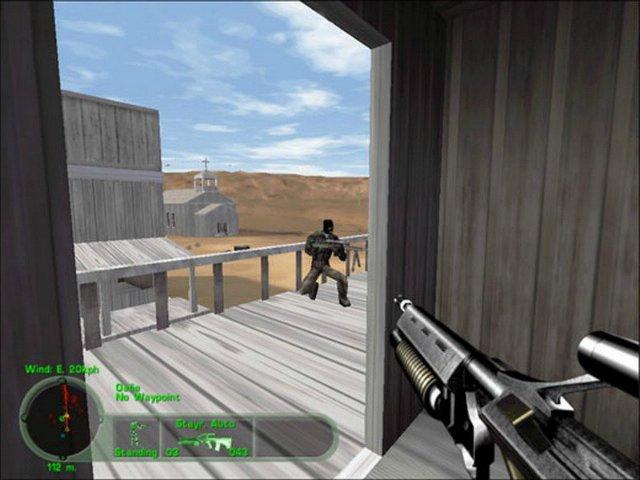 Русификатор Delta Force: Land Warrior (текст+звук)
