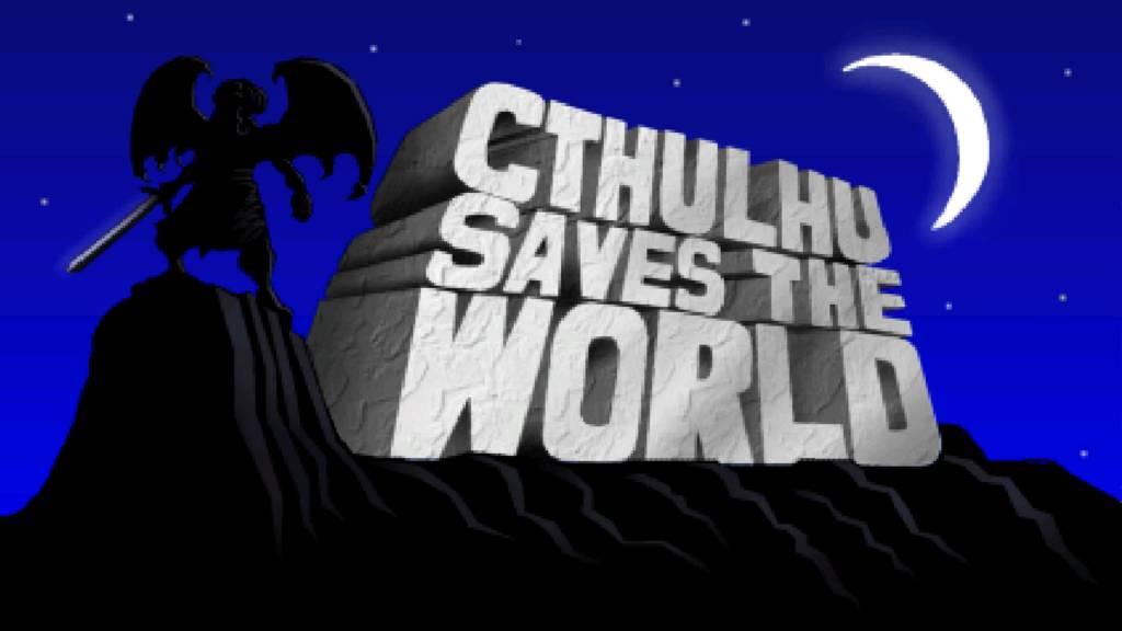 Изображение к русификатору Cthulhu Saves the World