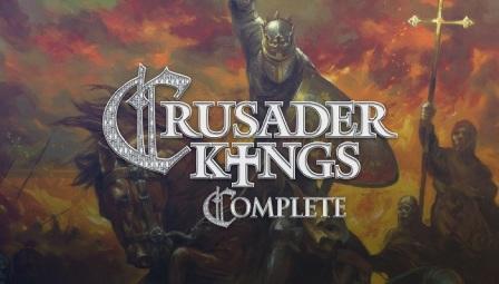 Изображение к русификатору Crusader Kings Complete (Steam)