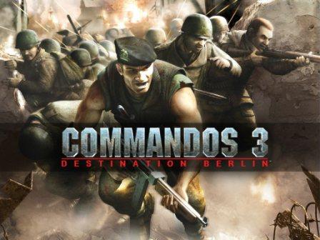 Изображение к русификатору Commandos 3: Destination Berlin (текст+звук)