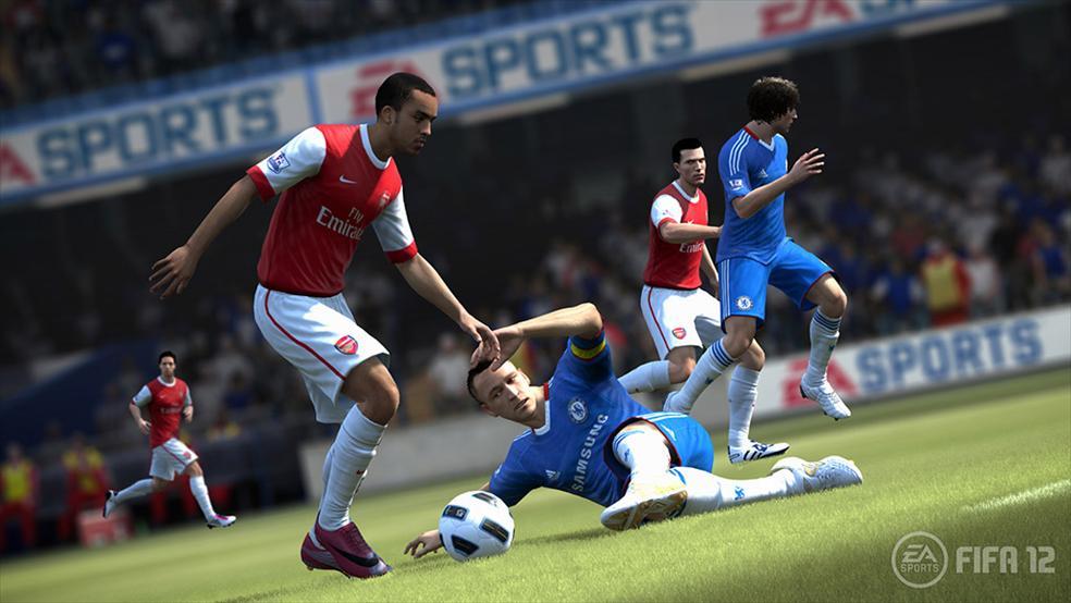 Изображение к русификатору FIFA 12