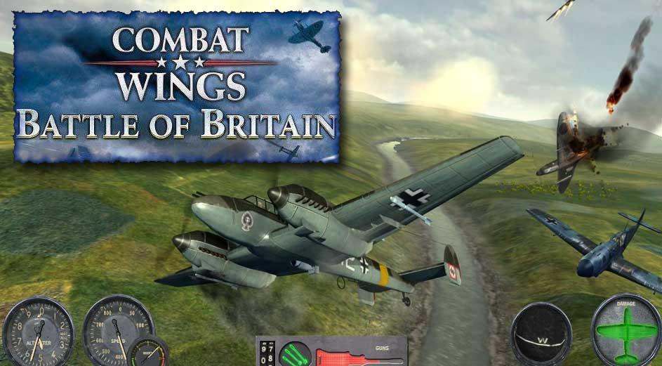 Изображение к русификатору Combat Wings: Battle of Britain