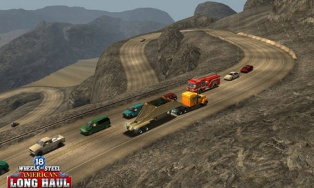 Русификатор 18 Wheels of Steel: American Long Haul (Steam)