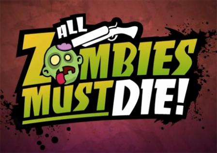 Изображение к русификатору All Zombies Must Die!