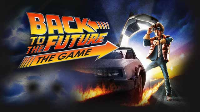 Русификатор Back to the Future: The Game (текст+звук)