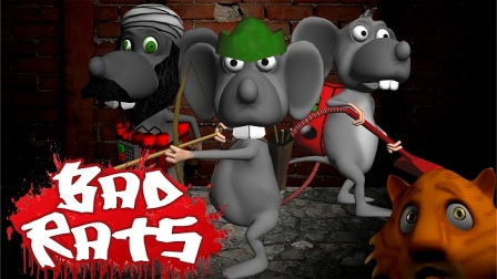 Bad Rats (текст+звук)