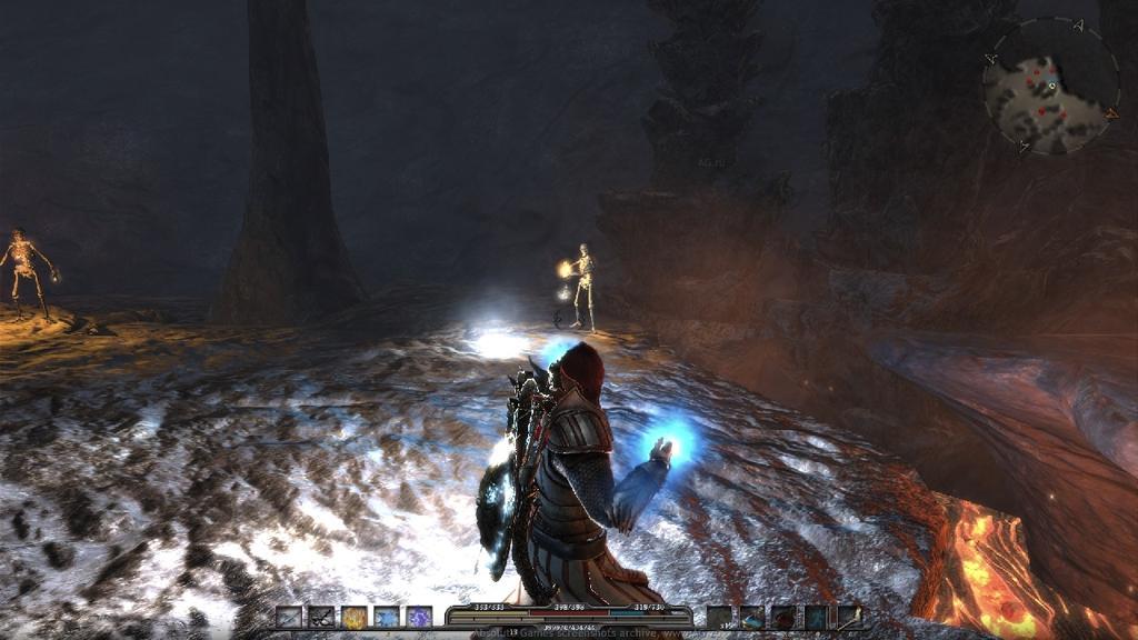 Arcania: Fall of Setarrif (текст+звук)