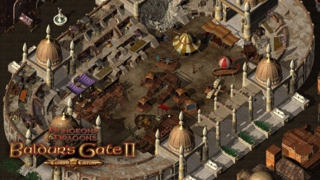 Русификатор Baldur's Gate 2: Enhanced Edition