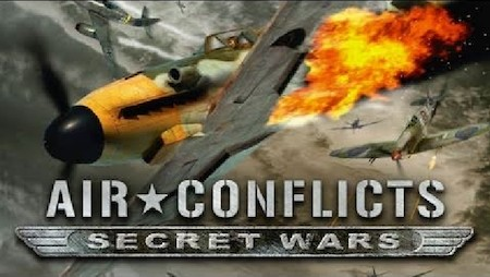 Air Conflicts: Secret Wars (текст+звук)