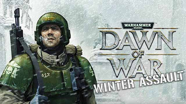 Русификатор Warhammer 40000: Dawn of War - Winter Assault (Steam)