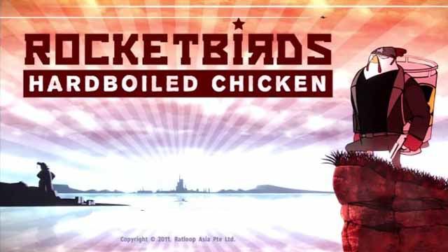 Изображение к русификатору Rocketbirds Hardboiled Chicken