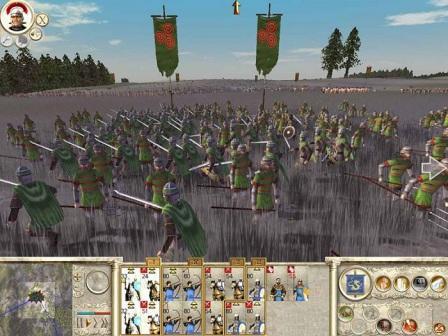 Русификатор Total War: Rome (текст+звук официальный)