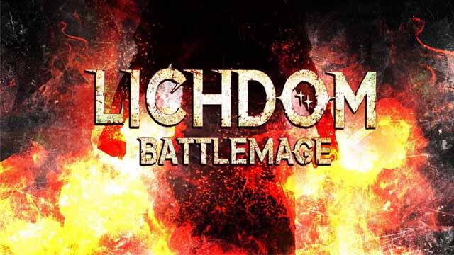 Изображение к русификатору Lichdom: Battlemage