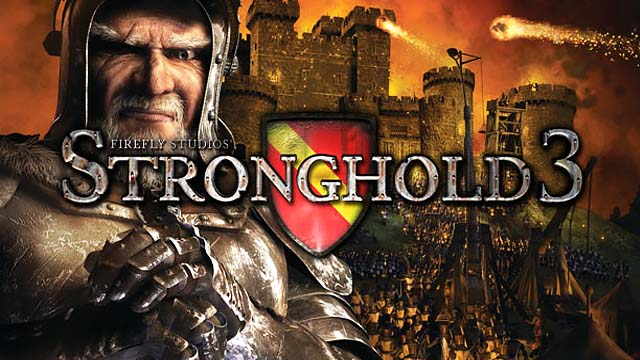 Русификатор Stronghold 3 Gold (текст+звук)