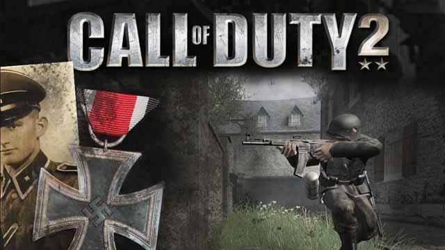 Изображение к русификатору Call of Duty 2 (текст+звук)