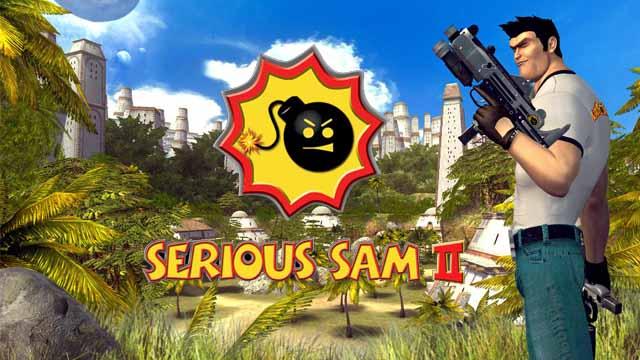 Изображение к русификатору Serious Sam 2 (текст+звук)