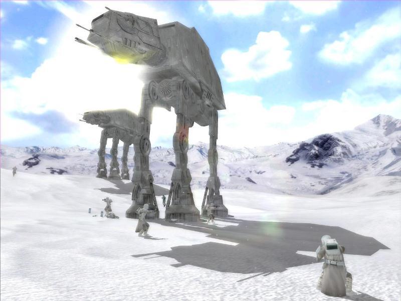 Изображение к русификатору Star Wars Battlefront II (текст+звук)