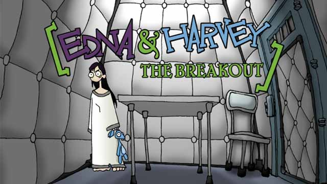 Русификатор Edna & Harvey: The Breakout