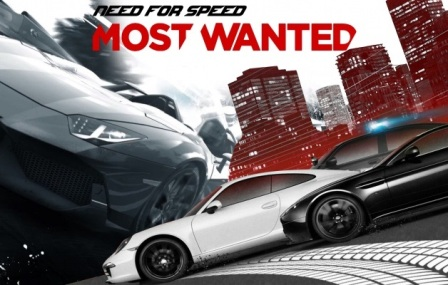 Изображение к русификатору Need for Speed: Most Wanted (текст от СофтКлаб)