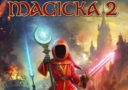 Изображение к русификатору Magicka 2