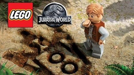 Изображение к русификатору LEGO Jurassic World