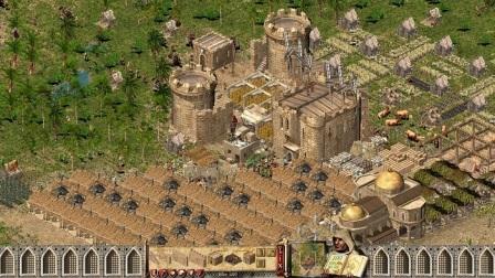 Изображение к русификатору Stronghold Crusader HD (текст+звук и HD патч)