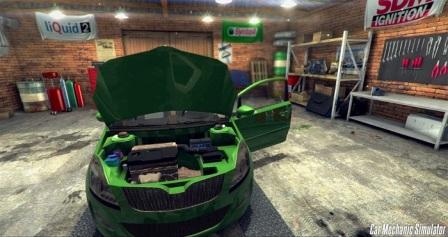Изображение к русификатору Car Mechanic Simulator 2014