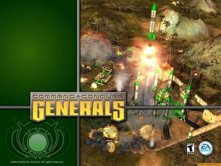 Изображение к русификатору Command & Conquer: Generals