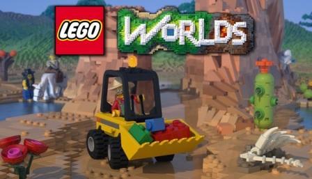 Изображение к русификатору LEGO Worlds (текст+звук)