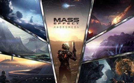 Изображение к русификатору Mass Effect: Andromeda