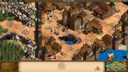 Изображение к русификатору Age of Empires II HD