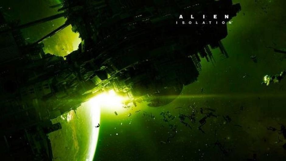 Изображение к русификатору Alien Isolation