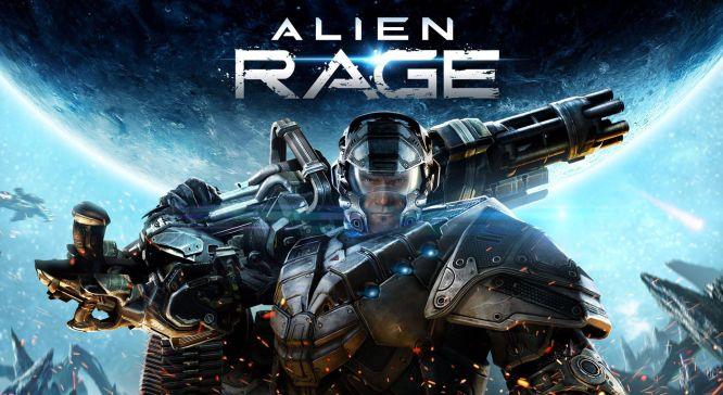 Изображение к русификатору Alien Rage